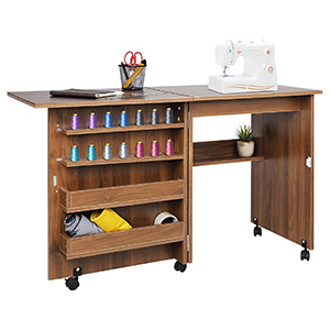 Homfy Sewing Machine Cabinet
